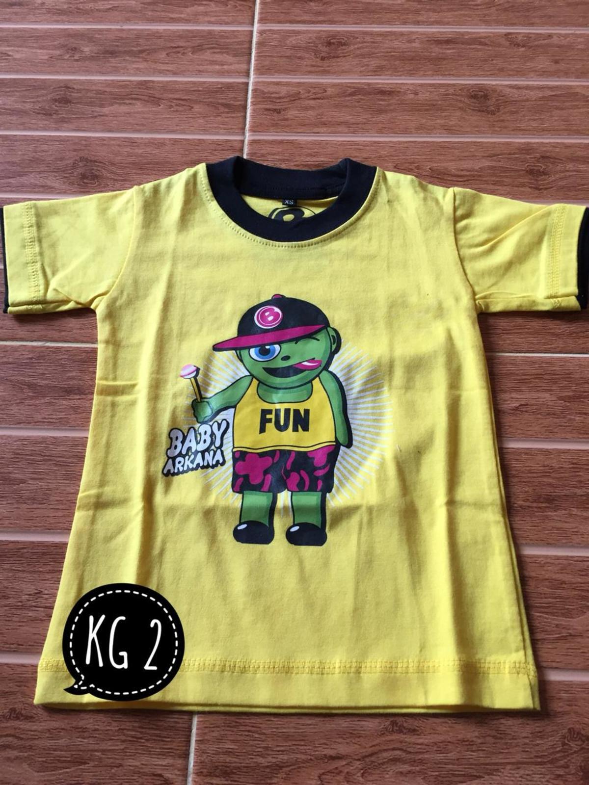 produksi pakaian anak
